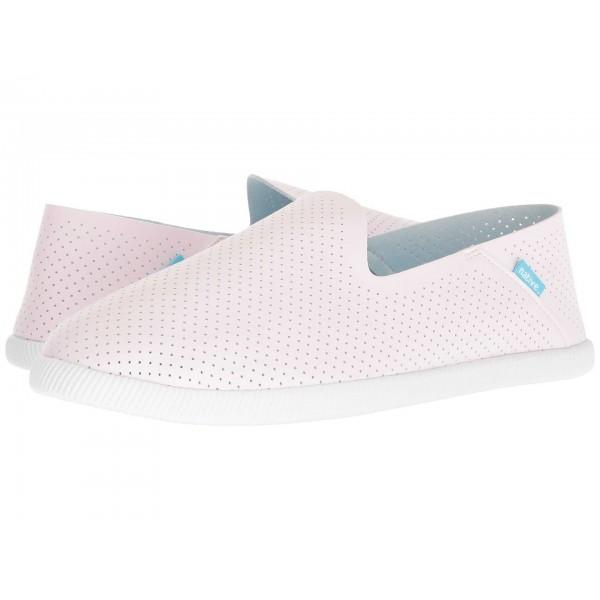 Native Shoes Malibu Milk Pink/Shell White