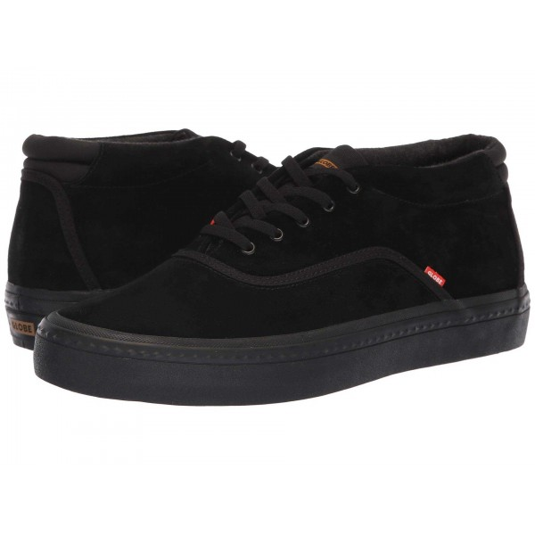 Globe Sprout Mid Black/Black