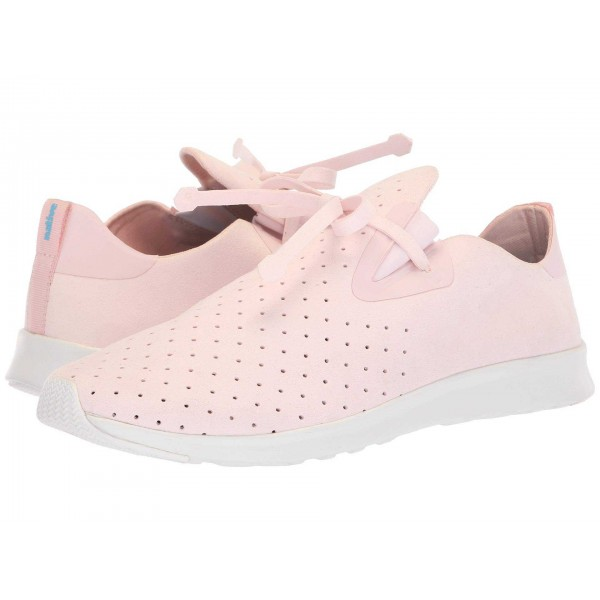 Native Shoes Apollo Moc Cold Pink/Shell White/Shell Rubber