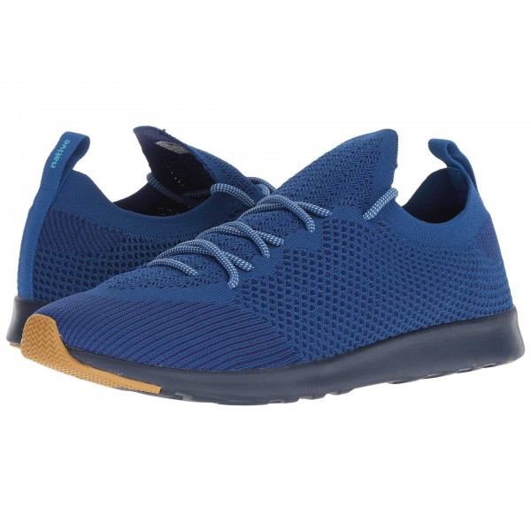 Native Shoes AP Mercury Liteknit Victoria Blue/Regatta Blue/Natural Rubber