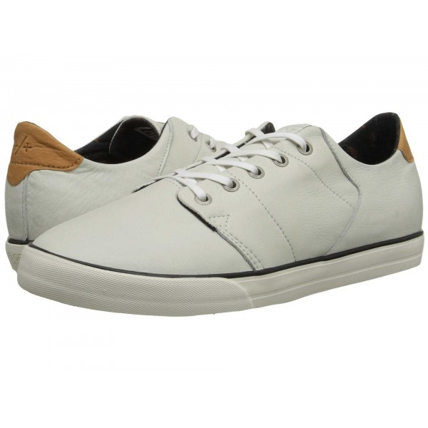 Globe Los Angered Low White