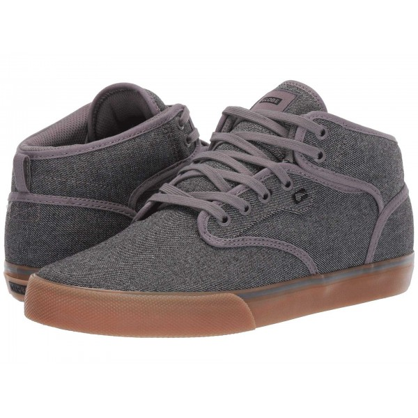 Globe Motley Mid Grey Tweed/Gum