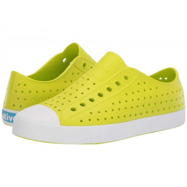 Jefferson Glo Green/Shell White