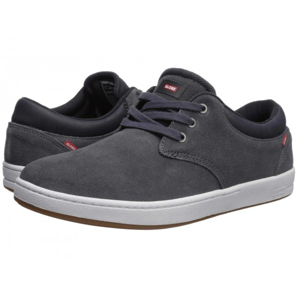 Winslow SG Charcoal Shaved Suede
