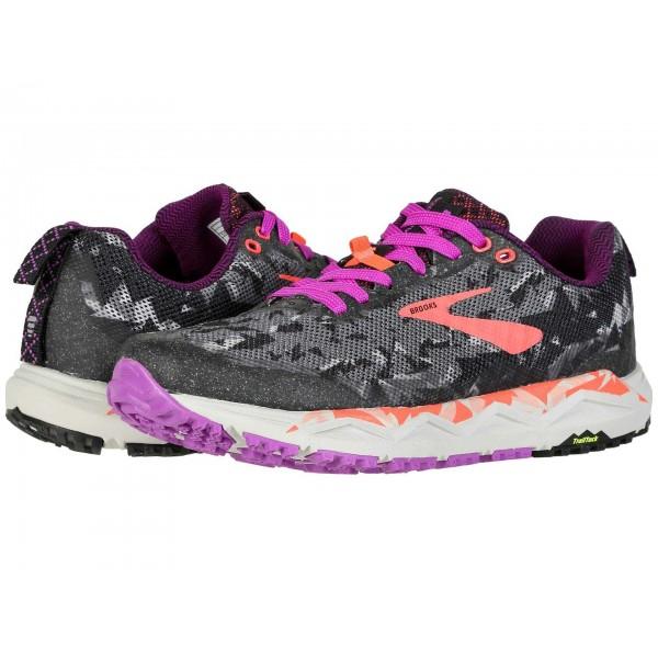 Caldera 3 Black/Purple/Coral