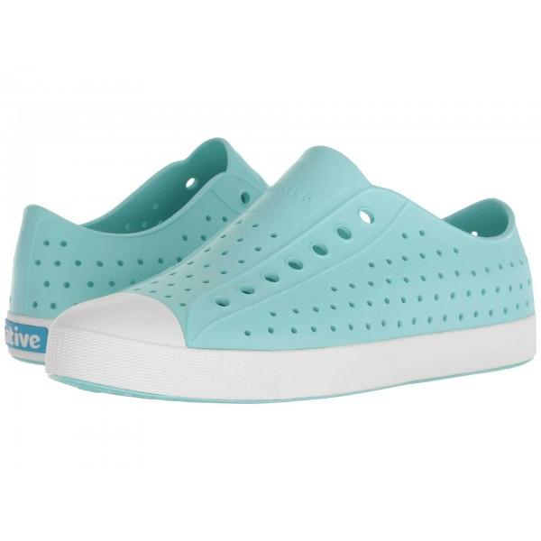Native Shoes Jefferson Sherbert Blue/Shell White